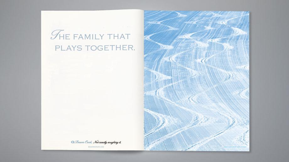 Readers of Ski Magazine called Beaver Creek 'the ultimate luxury family ski experience.'