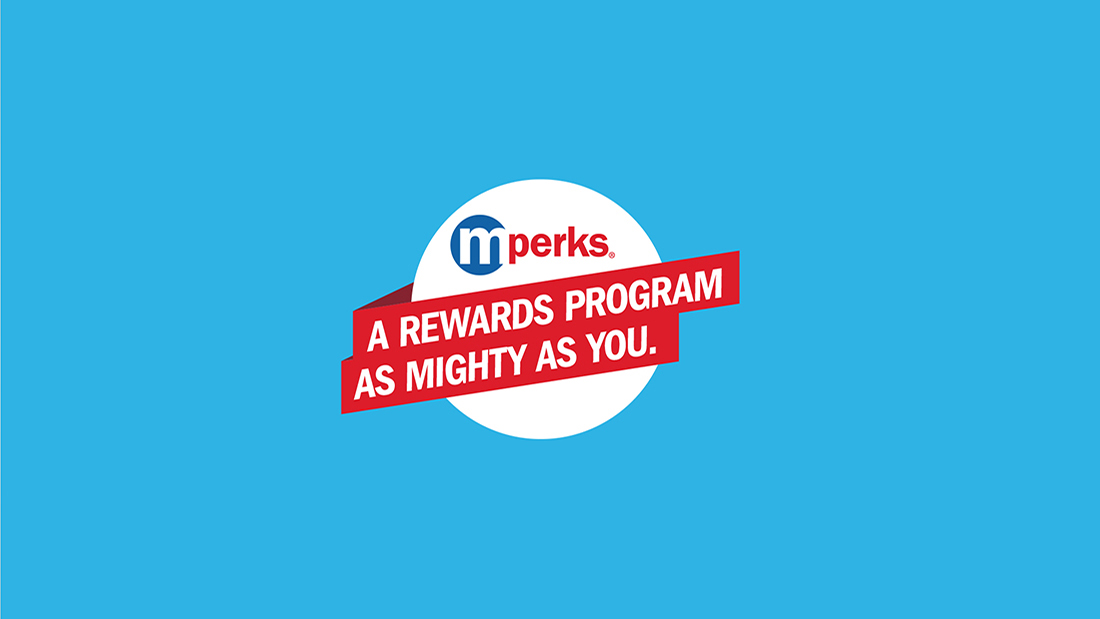 The positioning language set the tone for a fun-filled, empowering rewards program.